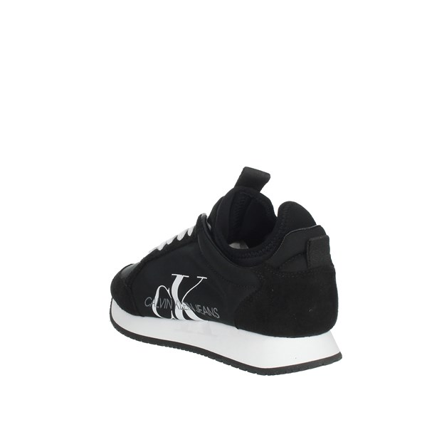 Calvin Klein Jeans Shoes Sneakers Black B4R0825