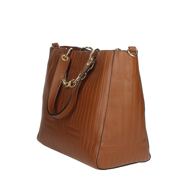 Lancetti Accessories Bags Brown leather LBPD0021HG2
