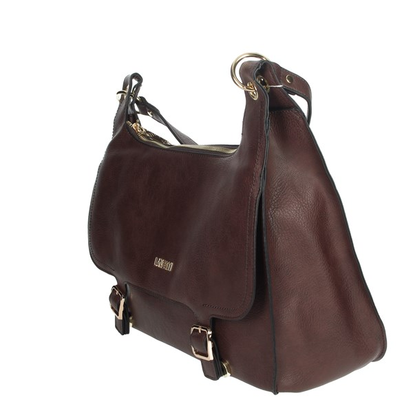 Lancetti Accessories Bags Brown LBPD0019HO3