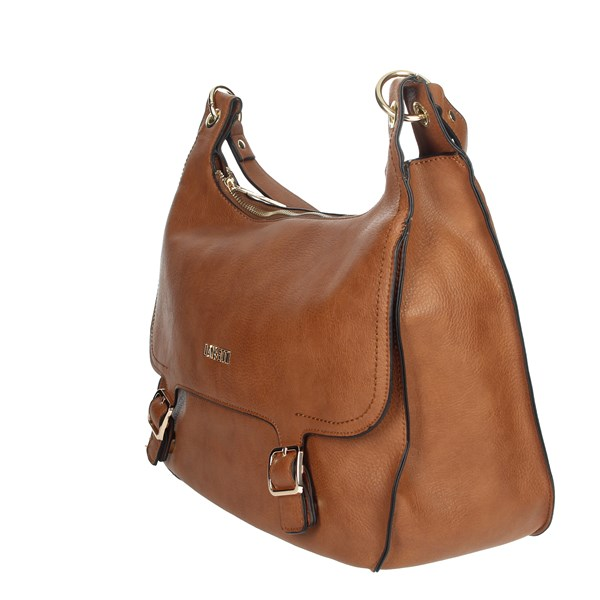 Lancetti Accessories Bags Brown leather LBPD0019HO3