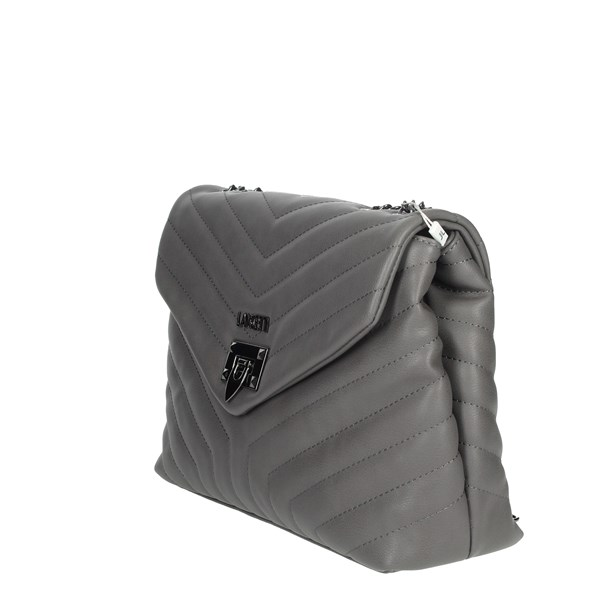 Lancetti Accessories Bags Grey LBPD0031CL3