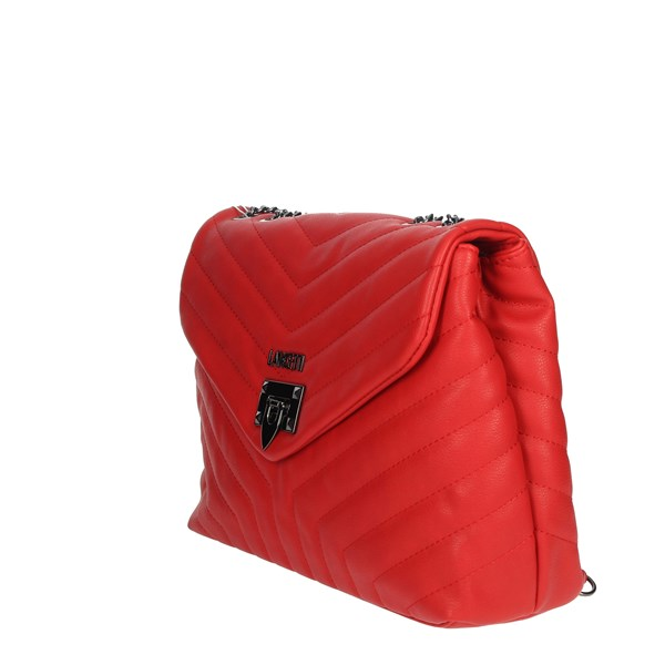Lancetti Accessories Bags Red LBPD0031CL3