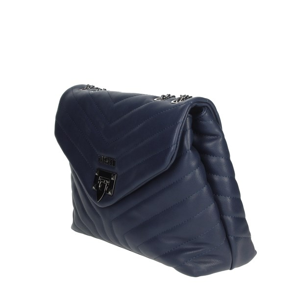 Lancetti Accessories Bags Blue LBPD0031CL3