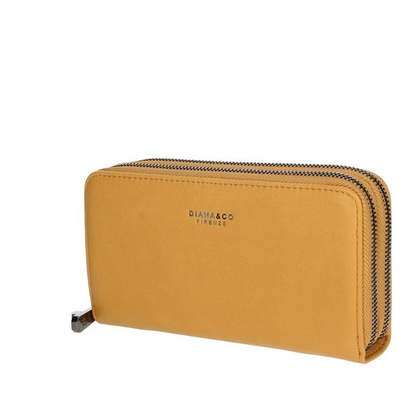 Diana&co Accessories Wallets Yellow 1799-2