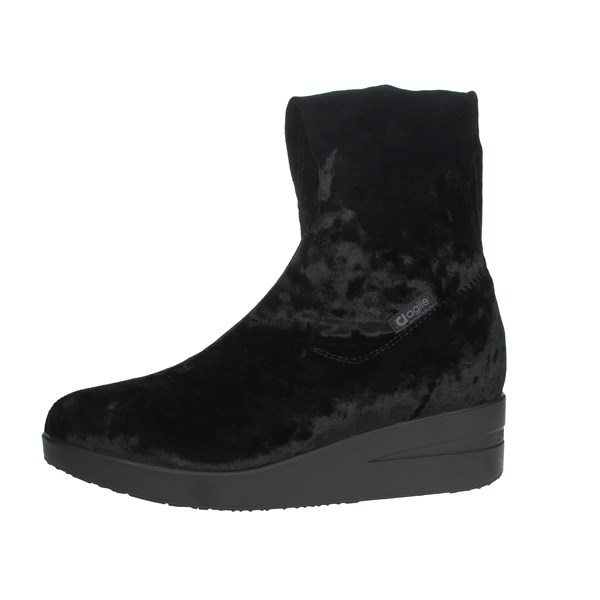 Agile By Rucoline  Shoes Boots Black 2615