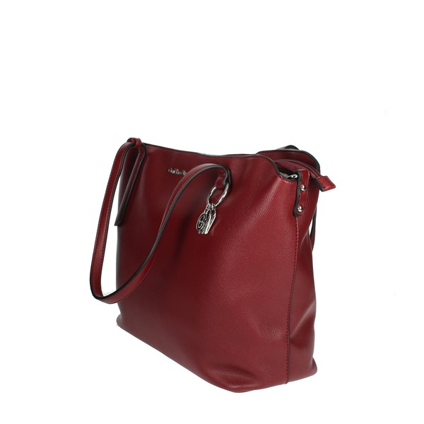Gianmarco Venturi Accessories Bags Burgundy GBVD0010SG3