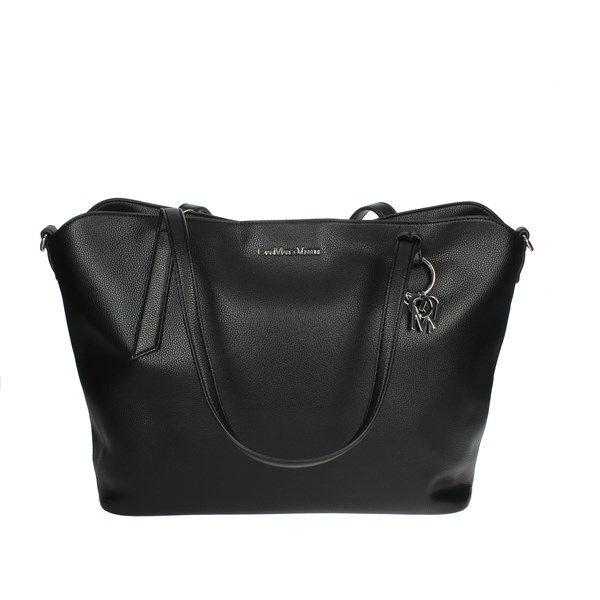 Gianmarco Venturi Accessories Bags Black GBVD0010SG3