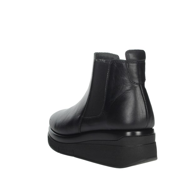 Frau Shoes Ankle Boots Black 5225