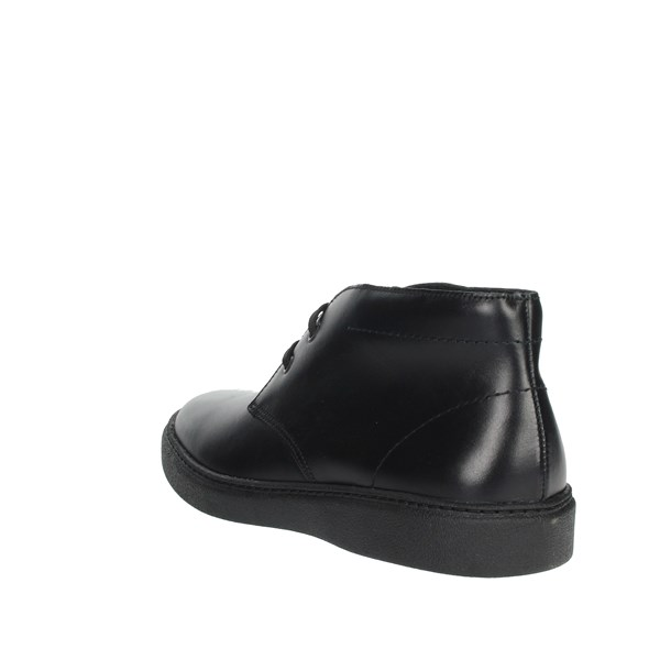 Frau Shoes Comfort Shoes  Black 1925