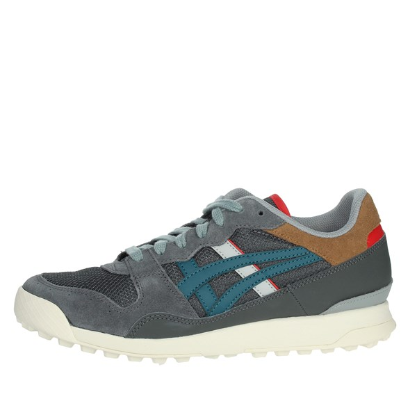 Onitsuka Tiger Shoes Sneakers Grey 1183A206