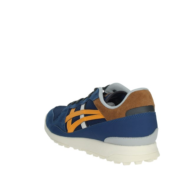 Onitsuka Tiger Shoes Sneakers Blue 1183A206