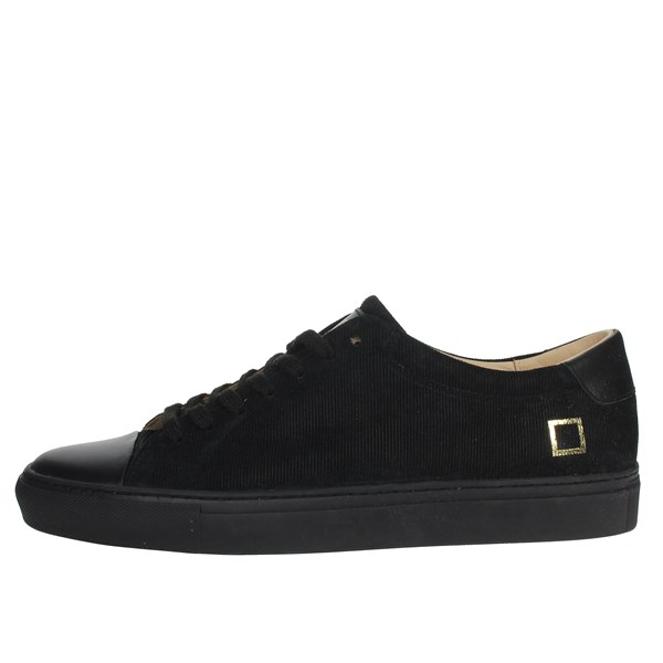 D.a.t.e. Shoes Sneakers Black I19-107