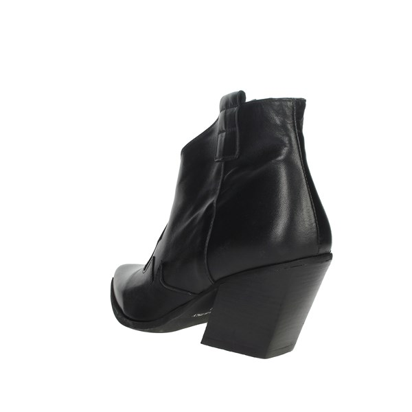 Marlena Shoes Ankle Boots Black 7007