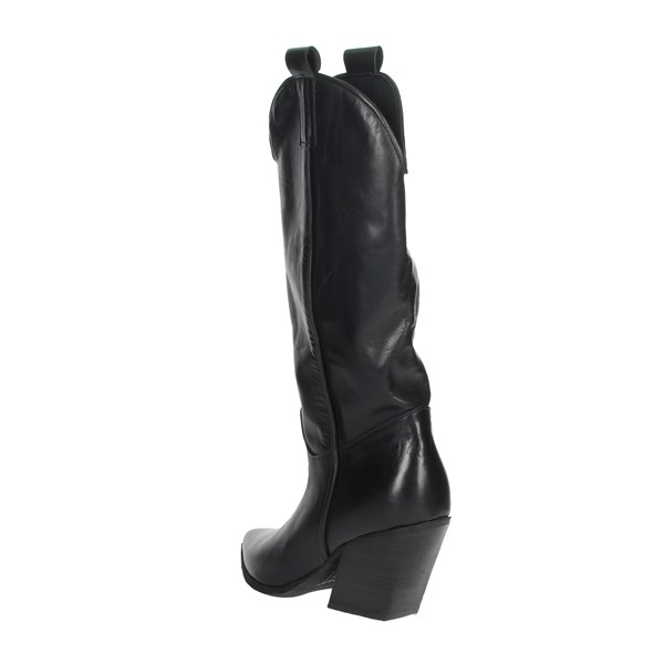 Marlena Shoes Boots Black 705