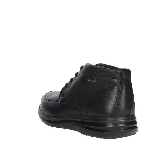 Imac Shoes Comfort Shoes  Black 401509
