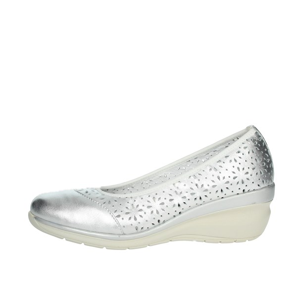 Riposella Shoes Heels' Silver 76371