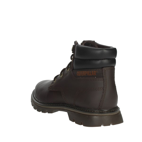 Caterpillar Shoes Boots Brown P723803