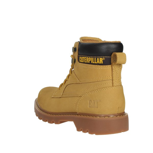 Caterpillar Shoes Boots Yellow P719411
