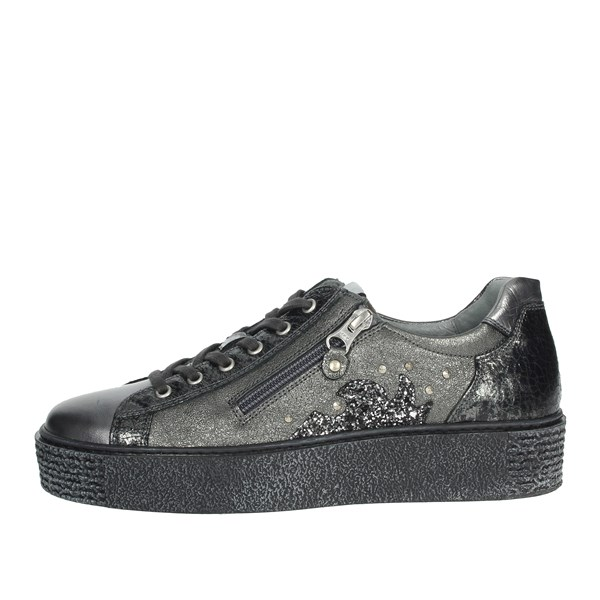 Nero Giardini Shoes Sneakers Charcoal grey A908963D