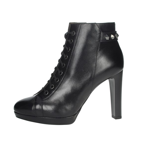 Nero Giardini Shoes Ankle Boots Black A909470DE