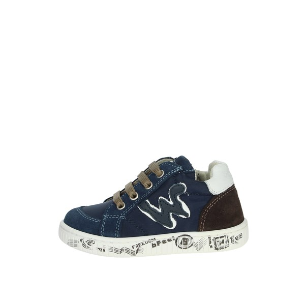Balducci Shoes Sneakers Blue MSPORT3101