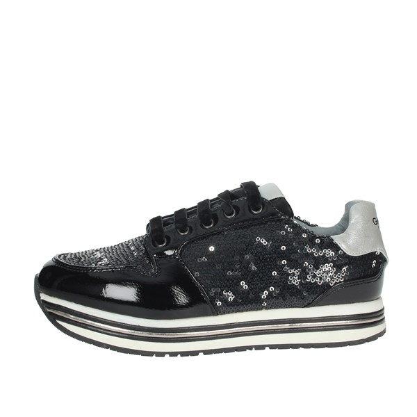 Gaelle Paris Shoes Sneakers Black G-110