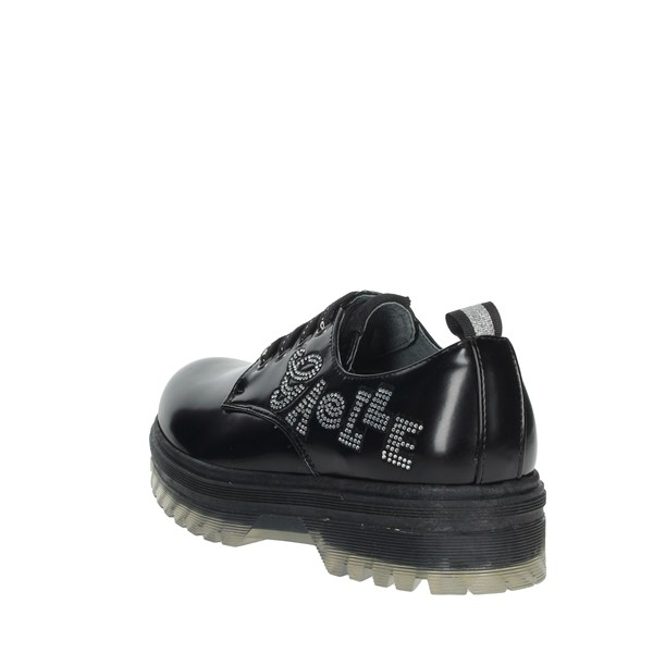 Gaelle Paris Shoes Brogue Black G-041