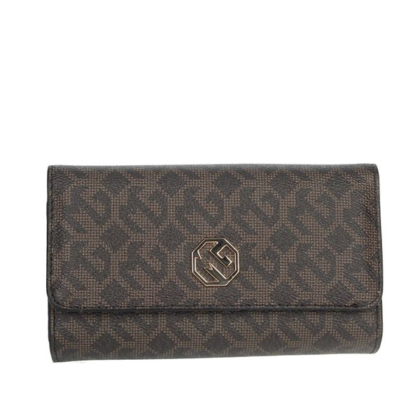Marina Galanti Accessories Wallets Brown MWVD0012L46