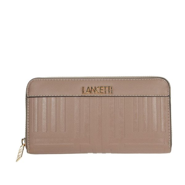Lancetti Accessories Wallets Light dusty pink LWPD0009L01