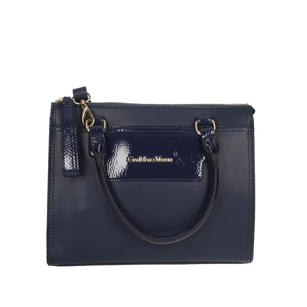 Gianmarco Venturi Accessories Bags Blue GBMD0003HG2