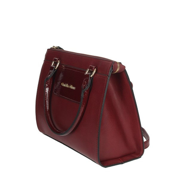 Gianmarco Venturi Accessories Bags Burgundy GBMD0003HG2