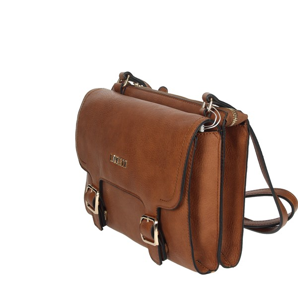 Lancetti Accessories Bags Brown leather LBPD0019SR2