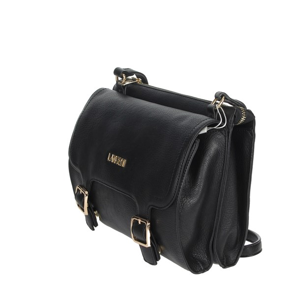 Lancetti Accessories Bags Black LBPD0019SR2
