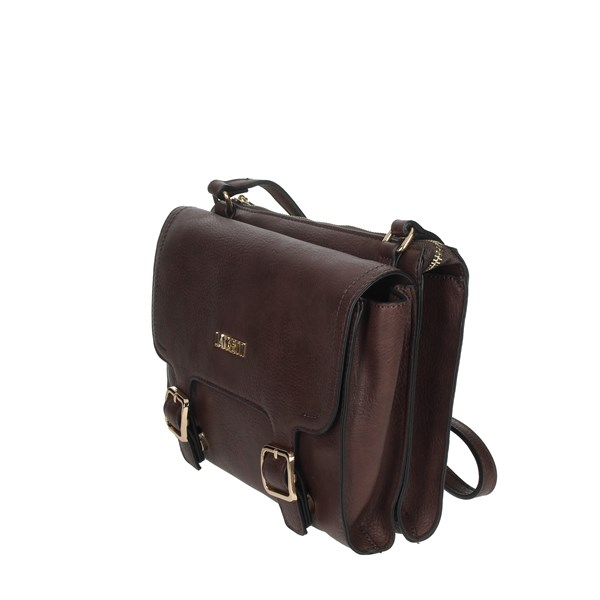 Lancetti Accessories Bags Brown LBPD0019SR2