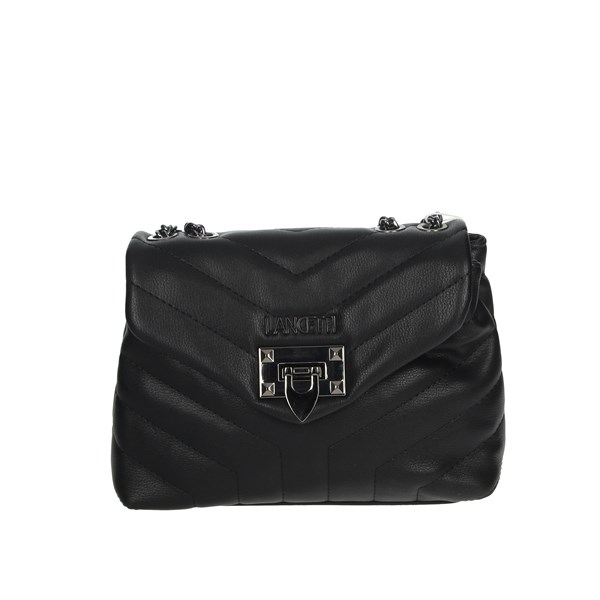 Lancetti Accessories Bags Black LBPD0031CL1