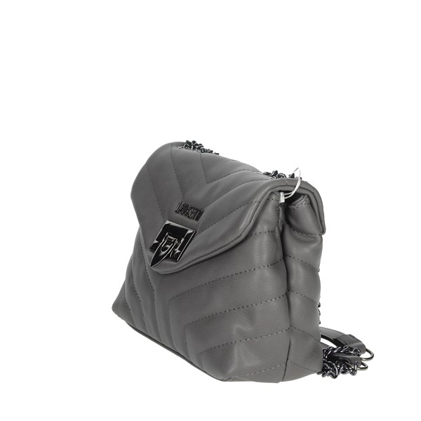 Lancetti Accessories Bags Grey LBPD0031CL1