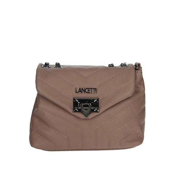 Lancetti Accessories Bags Light dusty pink LBPD0031CL1