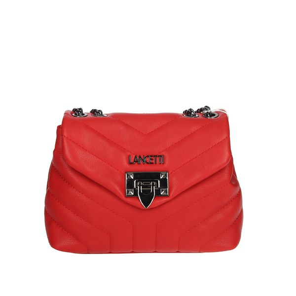 Lancetti Accessories Bags Red LBPD0031CL1