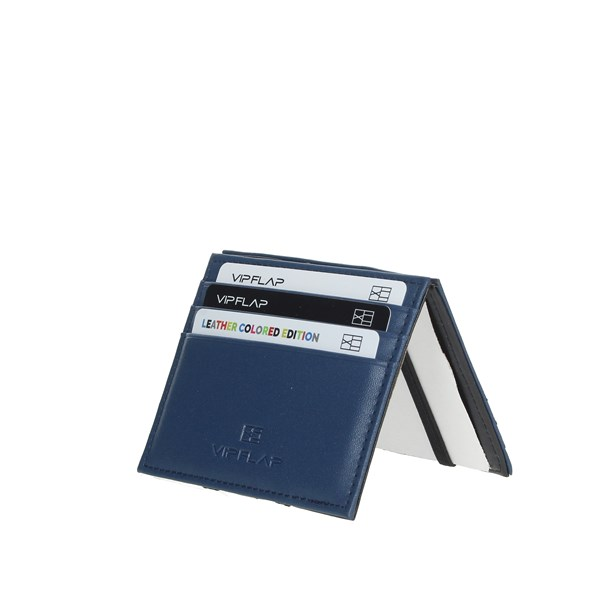 Vip Flap Accessories Business Cardholders Blue VIPCE3.BLUSC
