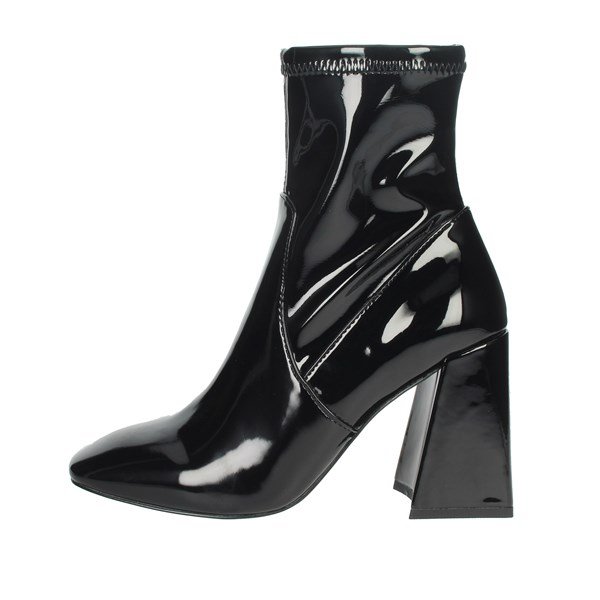 Steve Madden Shoes Ankle Boots Black ROW