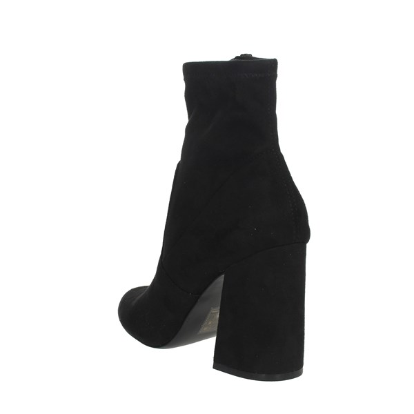Steve Madden Shoes Ankle Boots Black EXPERT