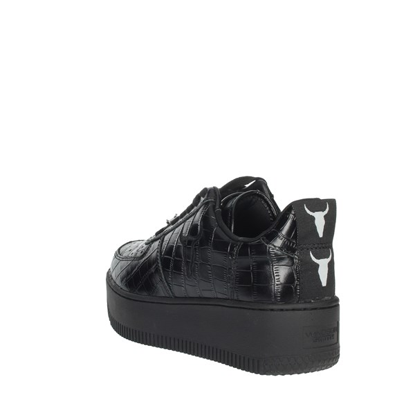 Windsor Smith Shoes Sneakers Black RACERR