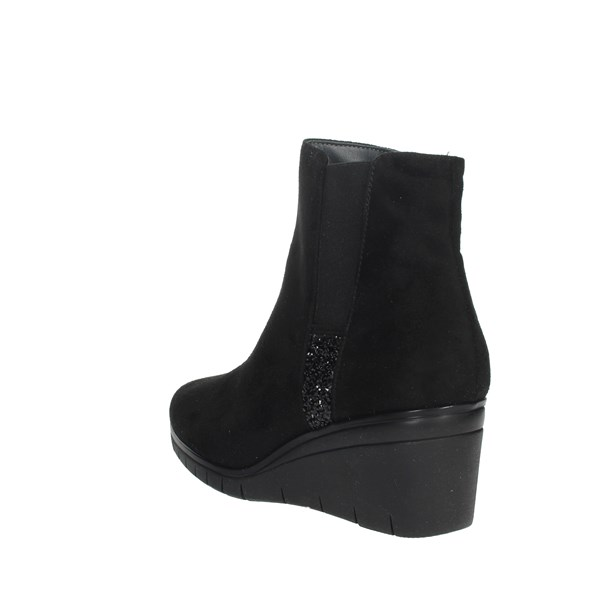 Comart Shoes Ankle Boots Black 193054