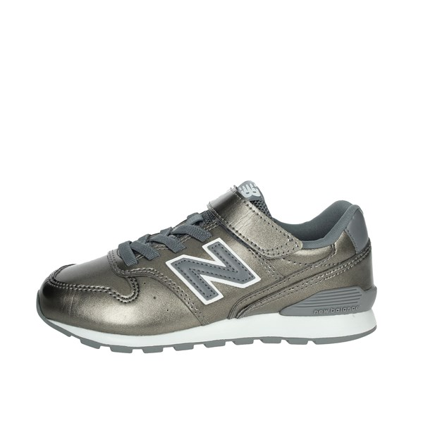 New Balance Shoes Sneakers Charcoal grey YV996GA