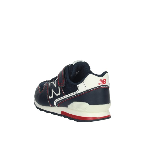 New Balance Shoes Sneakers Blue/Red YV996BB