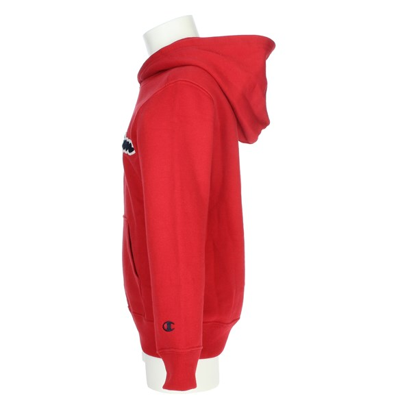 Champion Clothing Sweatshirt Red 305052-F19