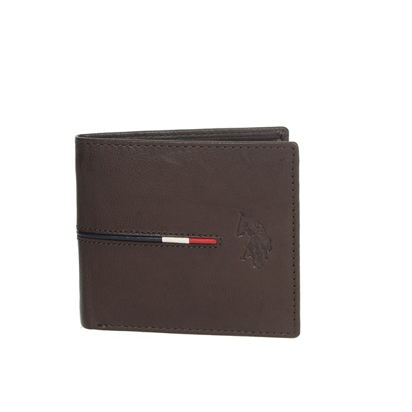 U.s. Polo Assn Accessories Wallets Brown WIUT0103