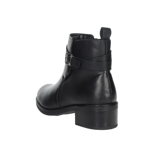 Cinzia Soft Shoes Ankle Boots Black PF7360