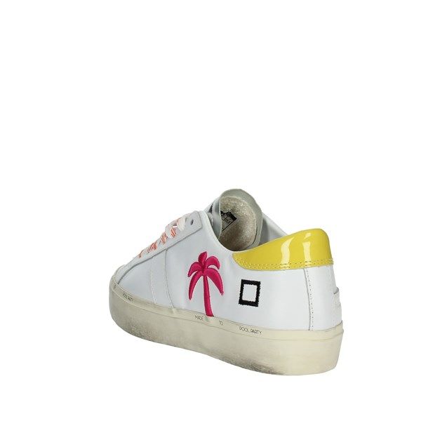 D.a.t.e. Shoes Sneakers White E20-88