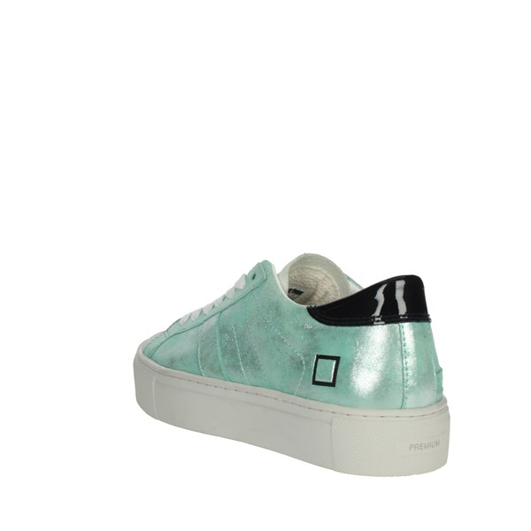 D.a.t.e. Shoes Sneakers Aqua E20-98